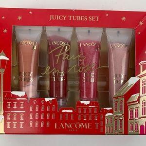 Four Full Size Juicy Tubes New Lancôme